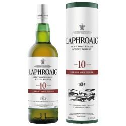 Laphroaig 10 Jahre sherry cask
