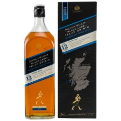 Johnnie Walker Black Label 12 Jahre Highland Origin