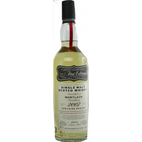 Mortlach 2007, 10 Jahre, First Editions