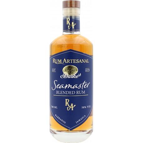 Rum Artesanal Burke's Seamaster Blended Rum