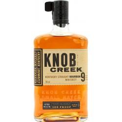 Knob Creek 9 Jahre, Kentucky Straight Bourbon Whiskey, 100 Proof