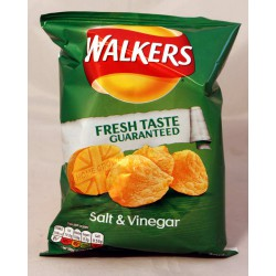 Walkers Salt & Vinegar Chips