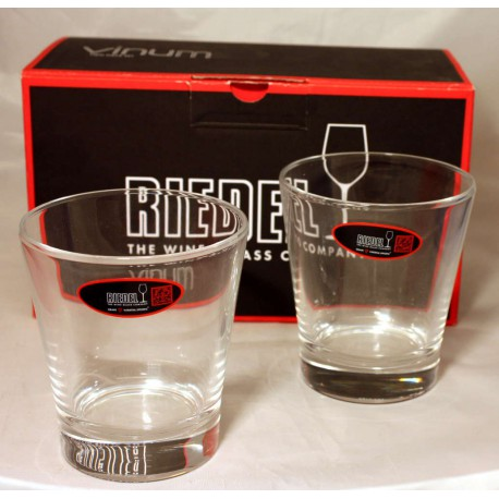 Riedel Vinum Double Old Fashion Whisky Glas 2 Stück