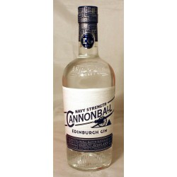 Eninburgh Gin Navy Strenght Cannonball