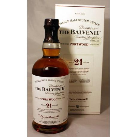 Balvenie 21 Jahre, Portwood