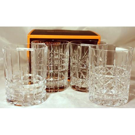 Nachtmann Whiskybecher Highland 4 Stück