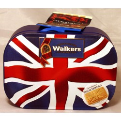 Walkers Pure Butter Shortbread Union Jack