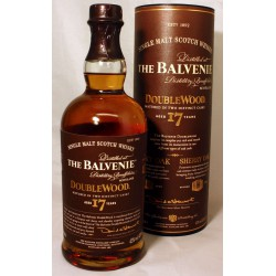 Balvenie double wood 17 Jahre