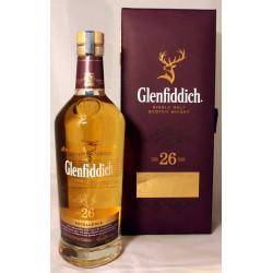 Glenfiddich 26 Jahre