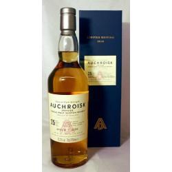 Auchroisk Limited Edition 2016 - 25 Jahre