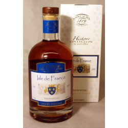 Isle de France History Collection Rum