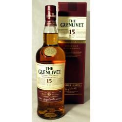 Glenlivet 15 Jahre French Oak Reserve