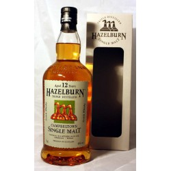 Hazelburn 12 Jahre