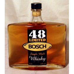 Bosch 48 Limited  Single Malt Whisky 0,5l