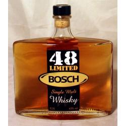 Bosch 48 Limited  Single Malt Whisky 0,5l