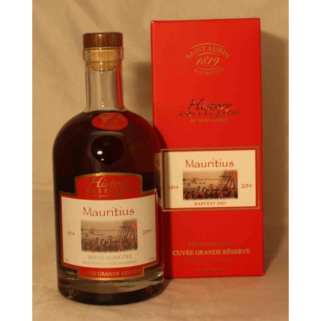 Mauritius History Collection Rum