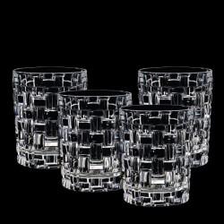 Nachtmann Whisky Tumbler Bossa Nova Set 4 tlg.