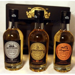 Springbank The Campeltown Malts Geschenkpackung 3x0,2l