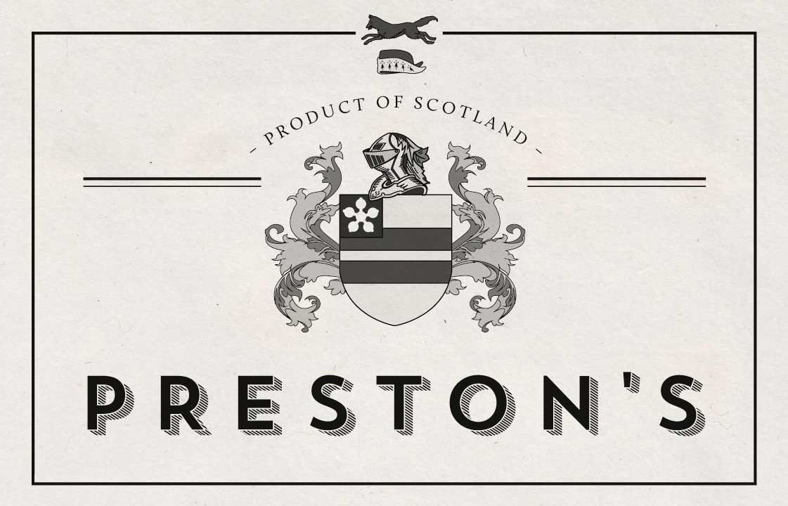 """Exclusive Single Cast Whisky Specially Selected by Peter """"Preston"""" Sondheim"""