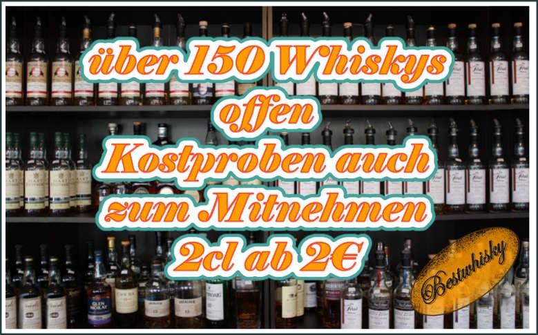 Erleben Sie die besten Whiskys in Stuttgart